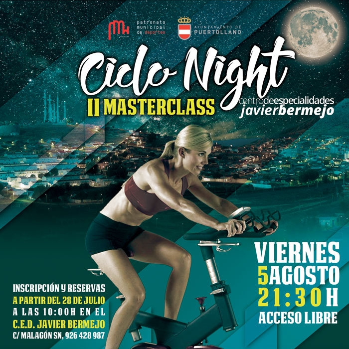 II Ciclo Night Masterclass