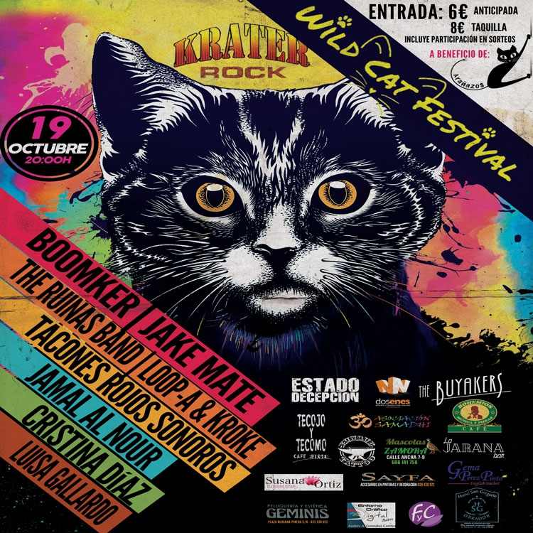 Cartel Wild Cat Festival
