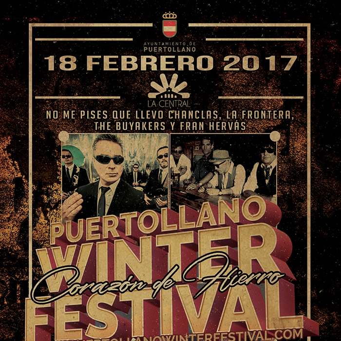 Puertollano Winter Festival 2017