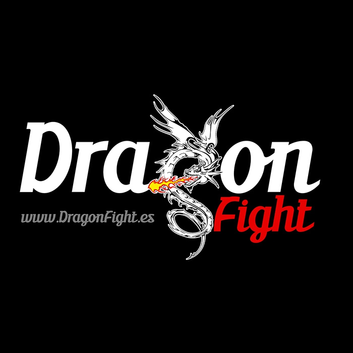 Logotipo Dragon Fight