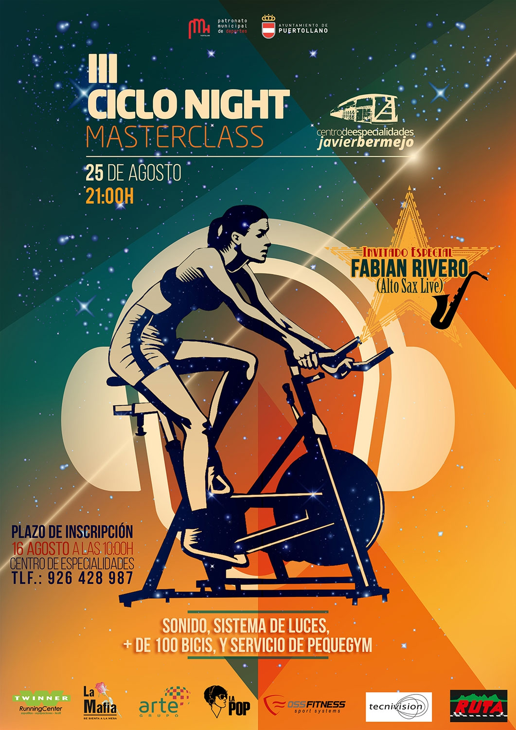 III Ciclo Night Masterclass