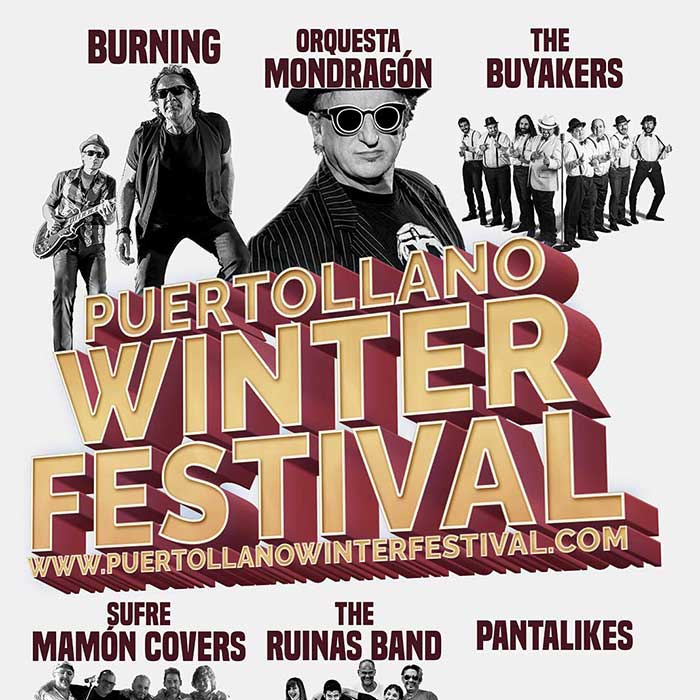 Puertollano Winter Festival 2018