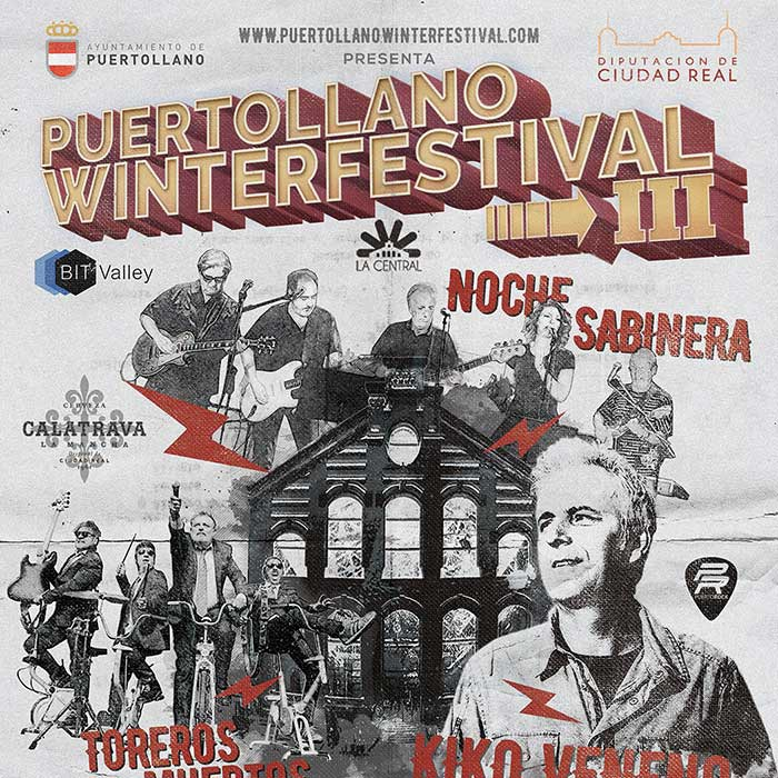 Puertollano Winter Festival 2019