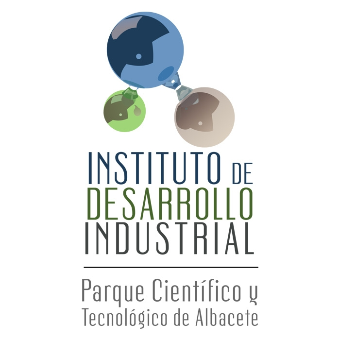 Logotipo Instituto de Desarrollo Industrial de Albacete