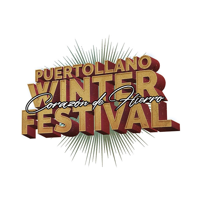 Logotipo Puertollano Winter Festival