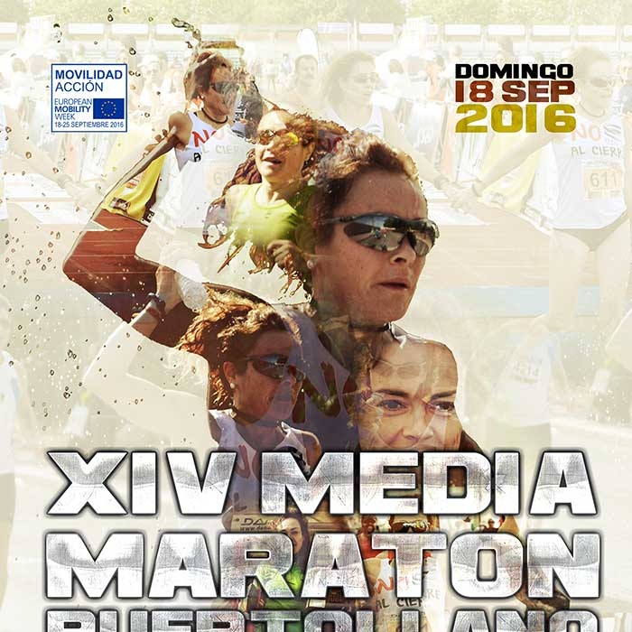 Media Maratón Puertollano 2016