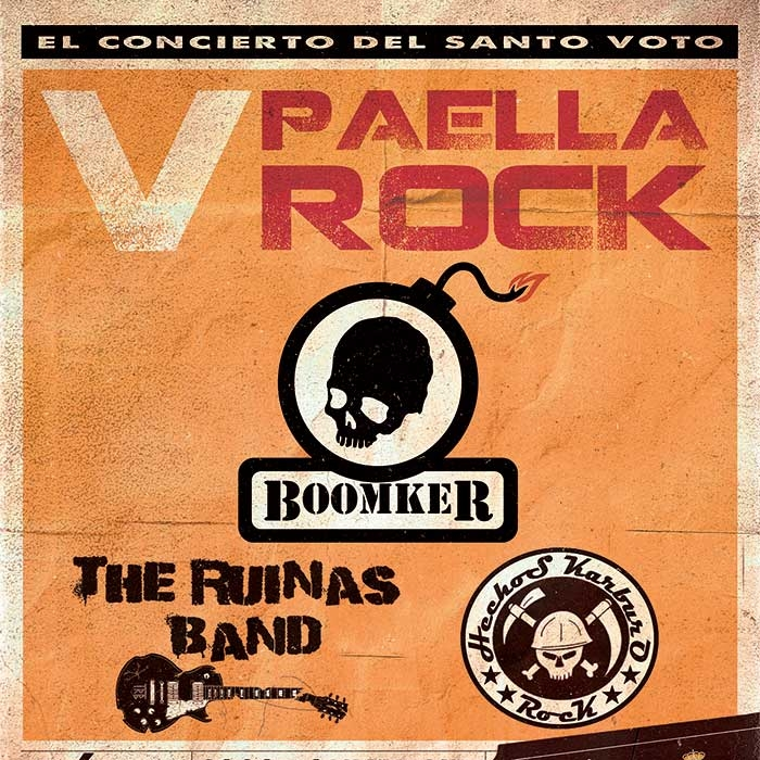 V Paella Rock